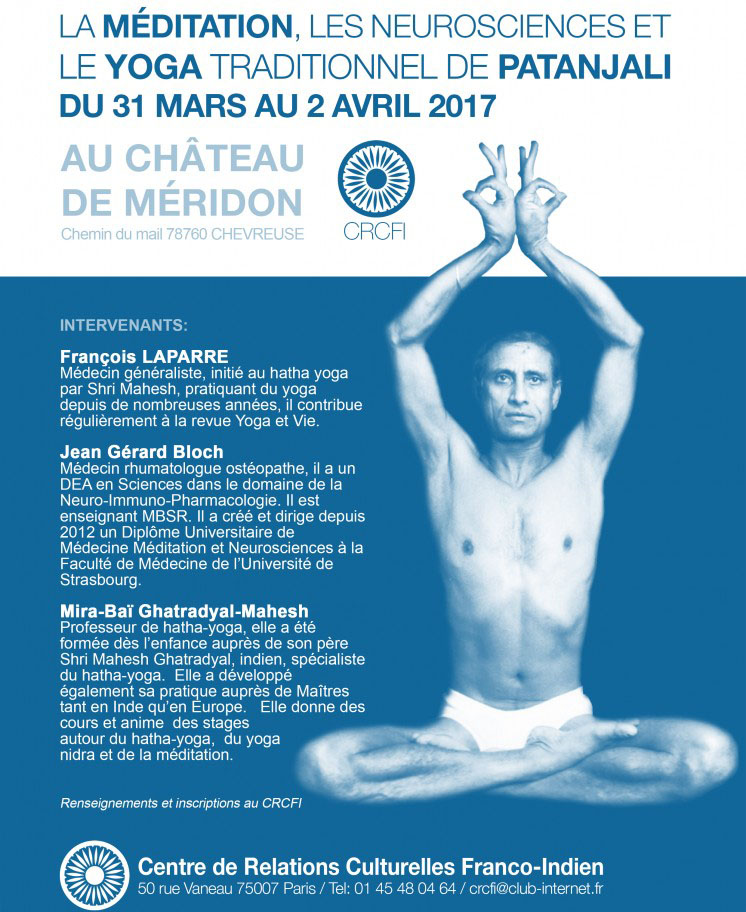 Crcfi meditation et neurosciences 31 03 2017